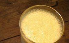 Ricetta facilissima dolce: spuma di arance fredda