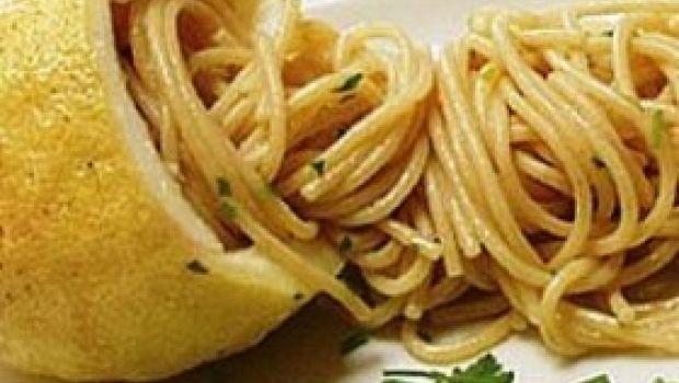 Due ricette facili per gli spaghetti al limone