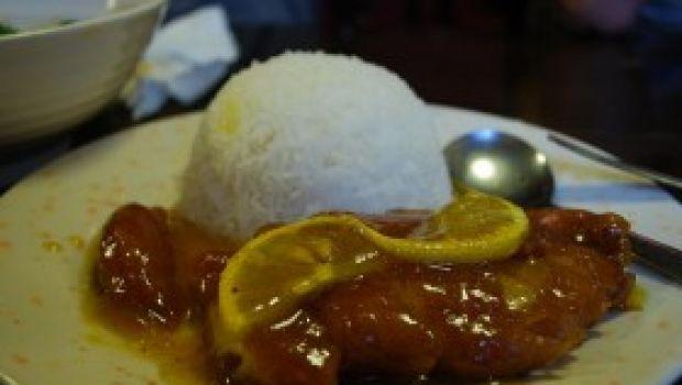 Ricetta facile secondo: pollo al limone
