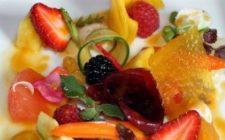 Ricetta facile contorno: insalata di frutta e verdura