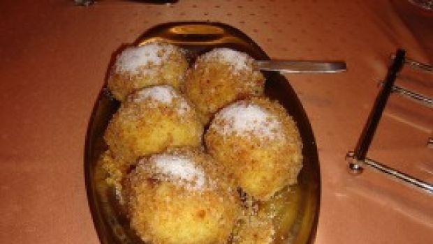 Ricetta facile contorno: palline di patate