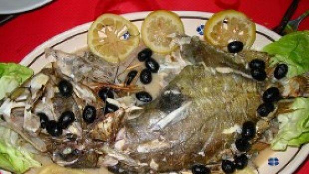 Ricette cinema: pesce al vino da La mia Africa