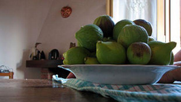 Ricette antipasti: fichi ripieni di chévre