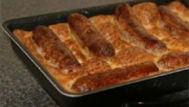 Ricetta facilissima piatto unico: tortino alla salsiccia