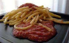 Ricetta primi piatti: pasta al gazpacho