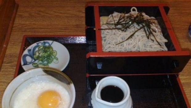 Speciale dal Giappone: un pranzo a base di soba!