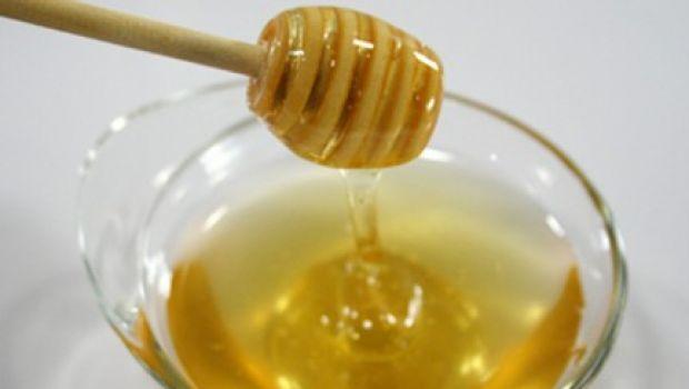 Ricetta veloce della lattuga con il miele