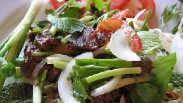 Ricetta facile contorno: insalata appetitosa