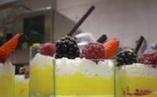 Ricetta Dolci al cucchiaio: Crema al limone.