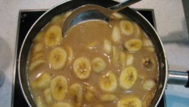 Ricette indonesiane: zuppa di banane o kolak pisang