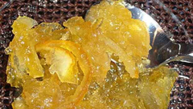 Ricette conserve: marmellata di limoni