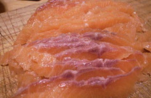 Ricette primi: lasagne al salmone