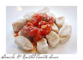 Ricette primi: Gnocchi di castagne.