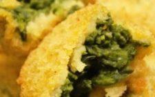 Ricetta facile antipasto: crocchette di spinaci e ricotta