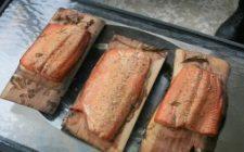 Secondi di pesce: il salmone ripieno