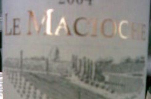 Vino: Brunello di Montalcino Le Macioche