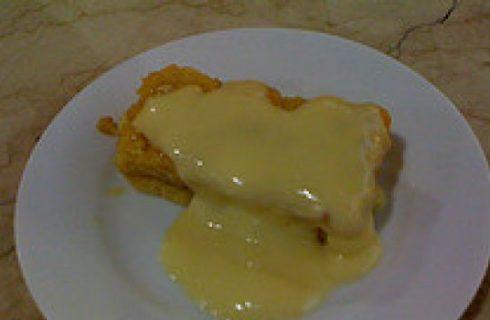 Ricette facili: salsa alla vaniglia