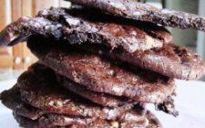Ricetta dolce facile: biscotti al cioccolato e arancia