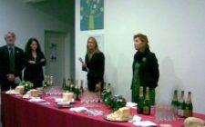 Abbinamenti culinari: Champagne & Parmigiano.