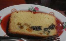Ricetta dolce facile: torta alle prugne