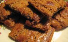 Ricetta facile dolce: quadrottini alle mandorle e cocco