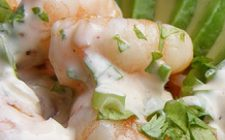 Ricette pesce: il cocktail di gamberi