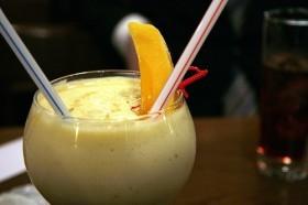 Ricetta cocktail alla banana e cioccolato