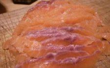 Ricette antipasti di pesce: salmone marinato all'aneto