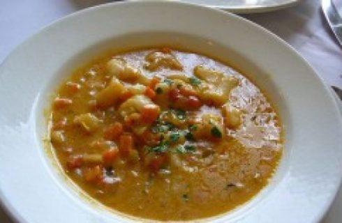 Ricette invernali: una zuppa contro il freddo