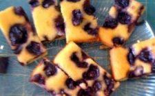 Ricette dolci: clafoutis alle amarene