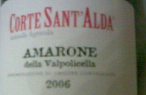 Vini Naturali: Corte Sant'Alda.