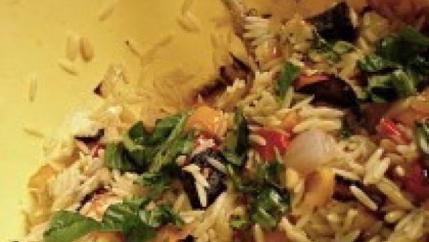 Ricette primi: l'insalata di cereali misti