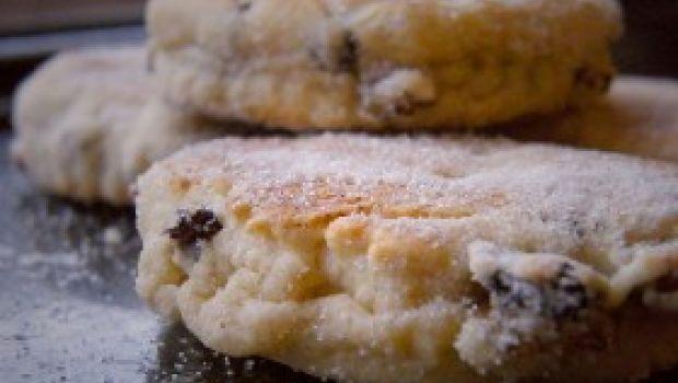 Ricetta dolce facile: biscotti soffici allo zucchero