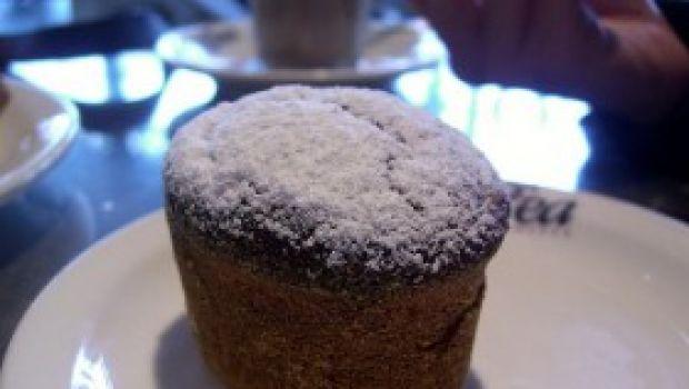 Ricetta dolce facile: muffin cioccolato fondente e arancia