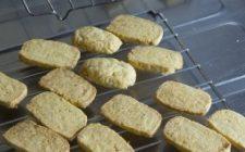 Ricetta dolce facile: biscotti alla carota