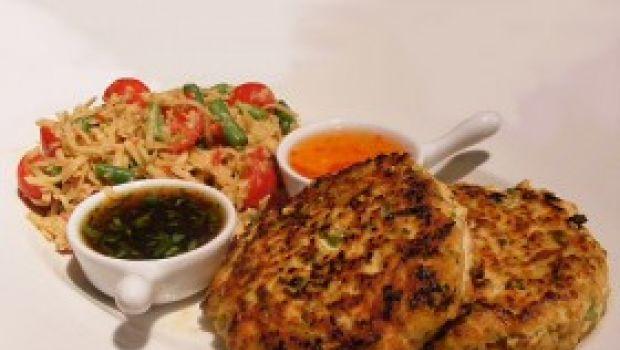 Ricetta antipasto facile: crocchette di salmone
