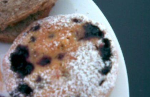 Ricette Dolci: tortine ai mirtilli.
