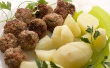 Ricetta facile secondo: polpettine di carne e riso