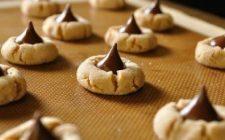 Ricetta dolce facile: biscotti allo zucchero e nutella