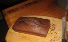 Ricetta dolce: torta spumosa al cioccolato e miele