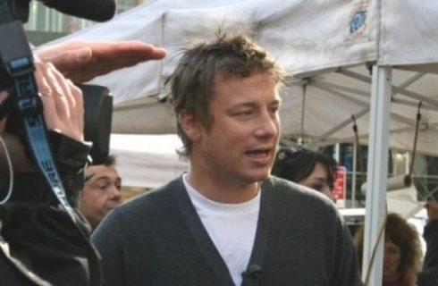Jamie Oliver e i non ristoranti di New York