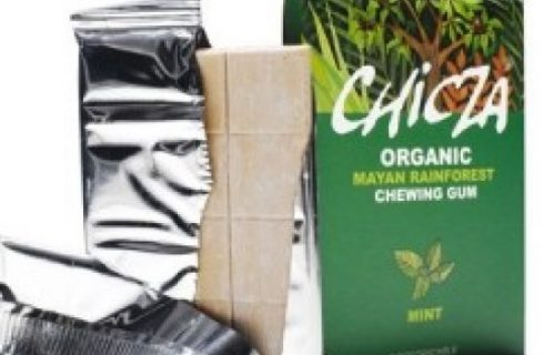 Chicza: arriva dal Messico la gomma da masticare naturale e biodegradabile