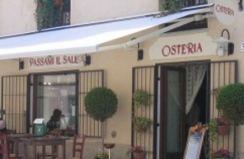 Ristoranti: Passami il sale a Venarìa Reale (Torino)