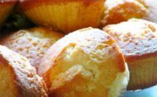 Ricetta facile: muffin al cocco e limone