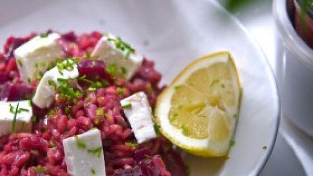 Ricette Tricolore: il risotto alle verdure bianche, rosse e verdi
