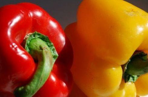 Ricetta della salsa di peperoni per accompagnare il lesso
