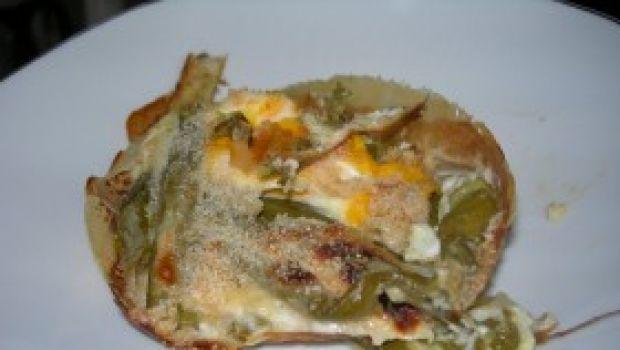 Piatti unici: gli asparagi alla milanese