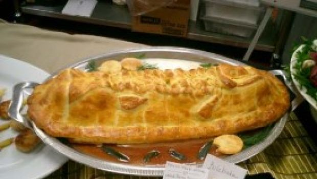 Cucina russa: il kulebiaka di carne