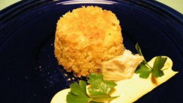 Ricette vegetariane: tortini di riso freddo