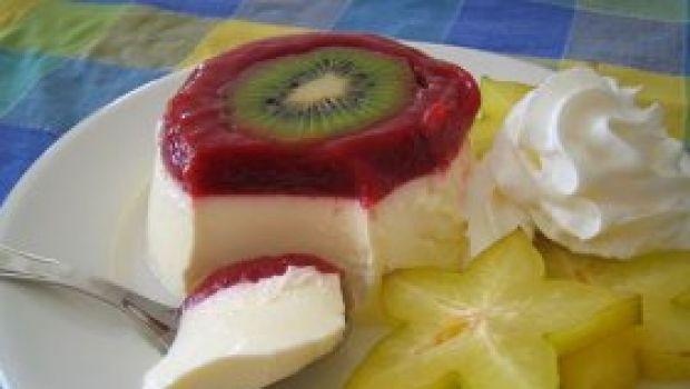 Ricette dolci: panna cotta con yogurt